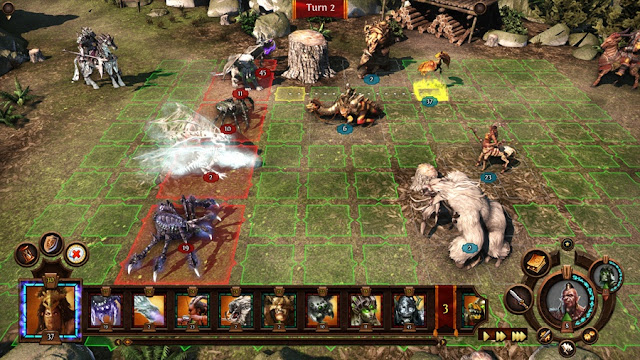 Might and Magic Heroes VII Deluxe Edition Photo