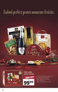 Catalogul LIDL 26 noiembrie - 2 decembrie 2018 cutii cadou de Craciun