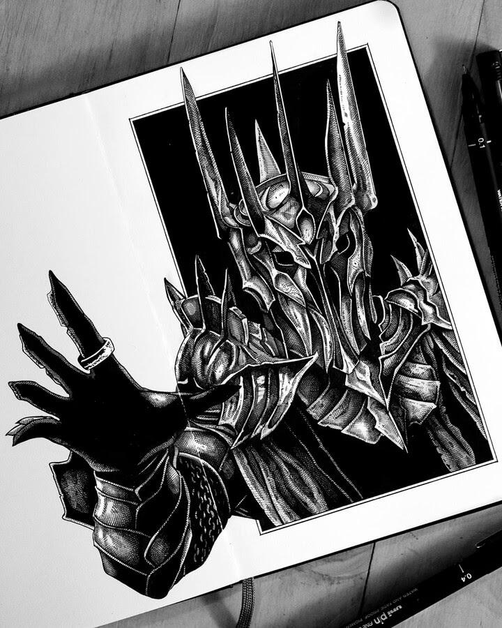 01-Sauron-Camilo-Hearso-www-designstack-co