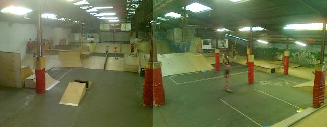 Biarritz skatepark alai