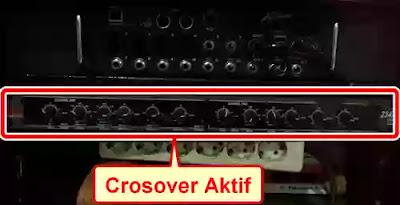 Crosover Aktif