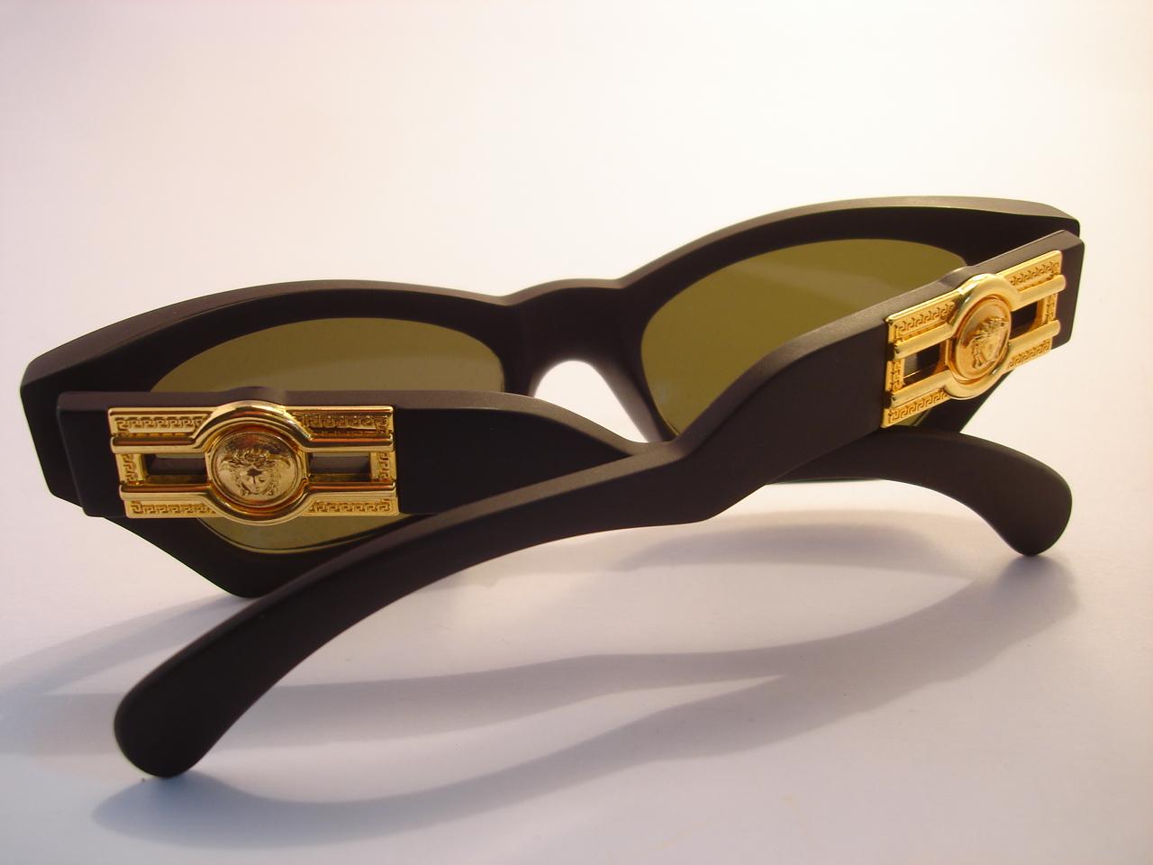 0e165e6d136e Vintage Versace Sunglasses Replica United Nations System Chief