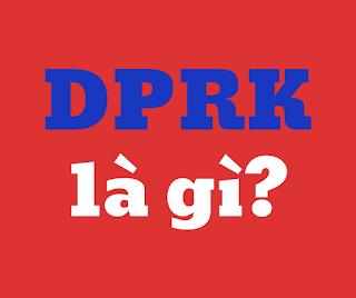 dprk là gì