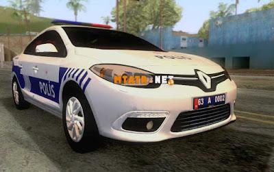 Renault Fluence Polis