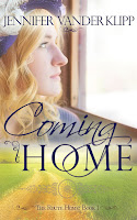 Cover image of Coming Home by Jennifer Vander Klipp