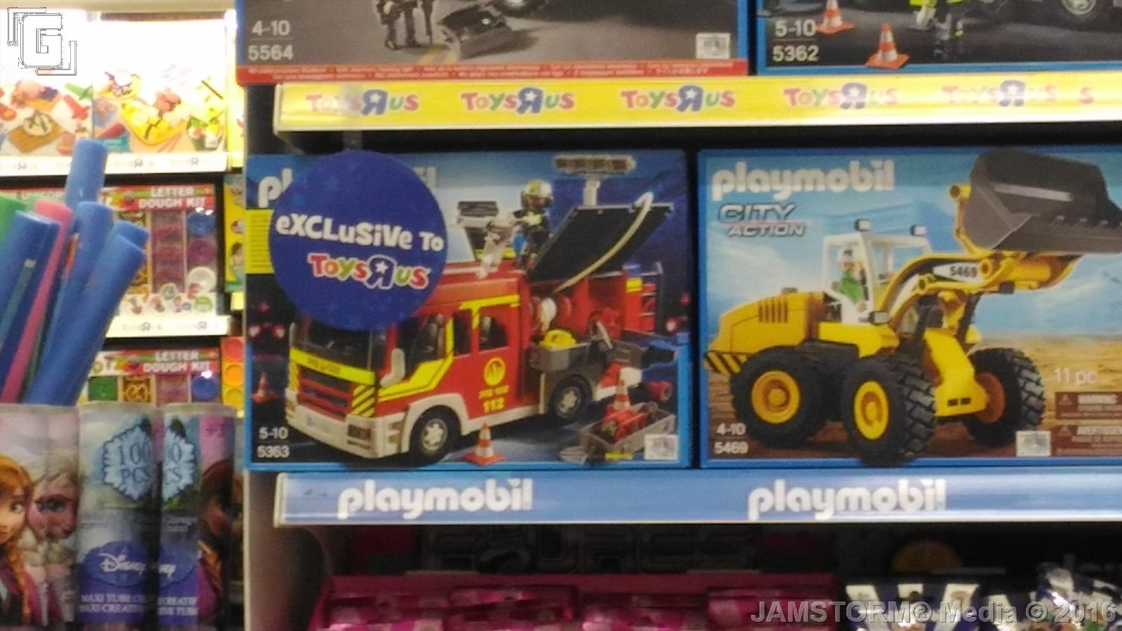 Toys At Toys R Us : Geekmatic toys r us exclusive playmobil