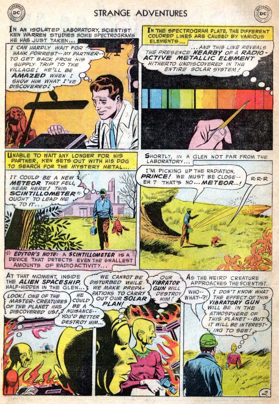 Strange Adventures (1950) issue 62 - Page 4