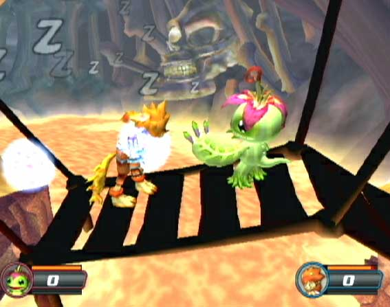 Digimon Rumble Arena 2 PS2 GAME ISO Gameplay