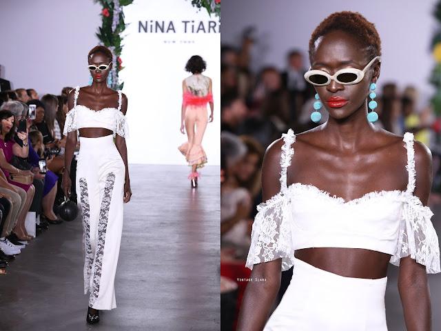 Nina Tiari NYFW Spring Summer 2018