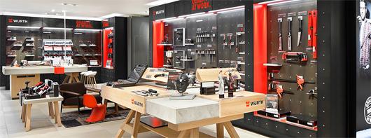 Atualmente, por meio de um atendimento personalizado, a Würth oferece uma  extensa gama de produtos inovadores e com a mais alta tecnologia,  organizados em ... 9463133cd5