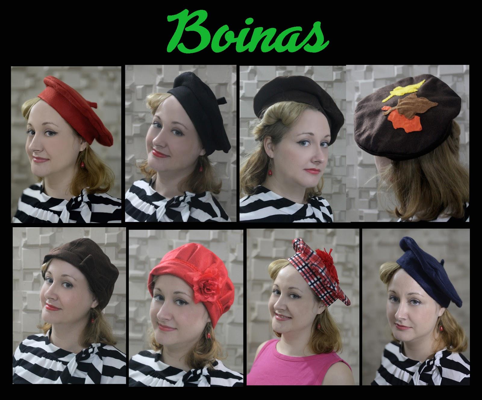 9a9a68640f9ac Clique aqui para conferir as boinas e outros modelos de chapéu.