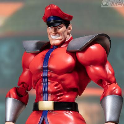 S.H.Figuarts Vega / M.Bison de Street Fighter 2 - Tamashii Nations