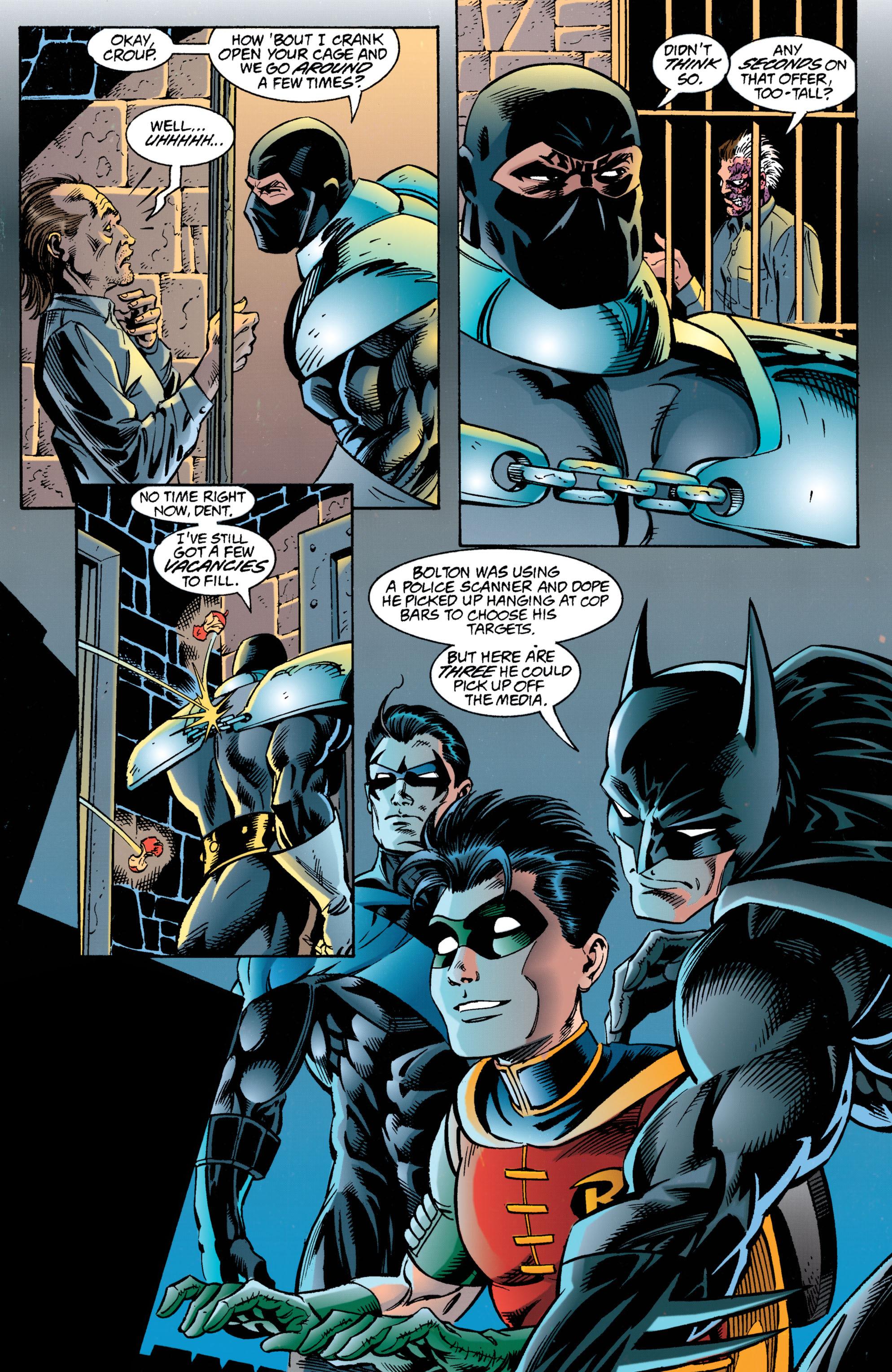 Detective Comics (1937) 698 Page 12