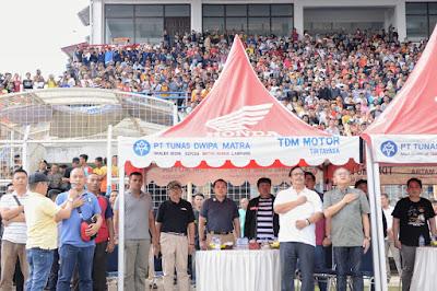 Gubernur Lampung Apresiasi Laga Amal Bersama Persija