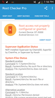 Root Checker APK v6.0.8 Full Terbaru