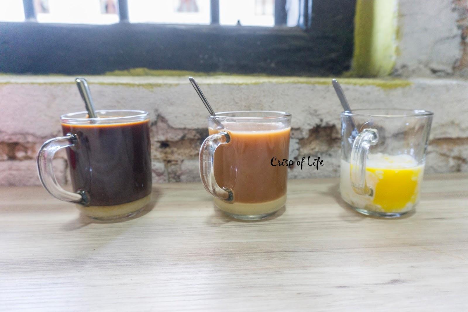 Kopi & Toast @ Gat Lebuh Chulia, Georgetown Penang