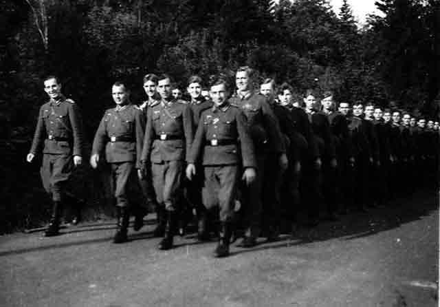 German soldiers in Norway 10 September 1941 worldwartwo.filminspector.com