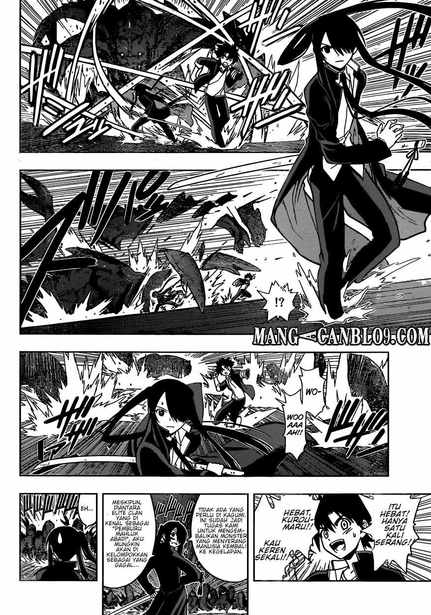 Baca Manga UQ Holder! Chapter 9 Bahasa Indonesia