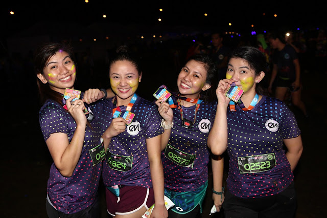 Cebu Color Manila Blacklight Run