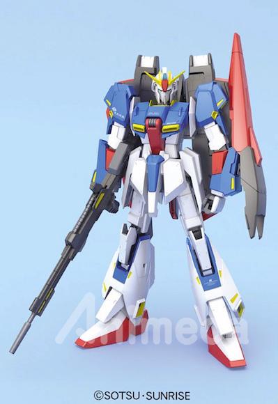 Figura Z Gundam MSZ-006 Jumbo Grade Mobile Suit Zeta Gundam