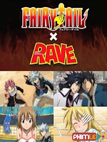 Fairy Tail Ova 6: Fairy Tail X Rave