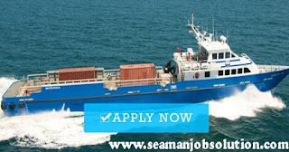 Job On Crew Boat