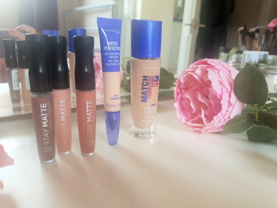 Rimmel Match perfection VoxBox