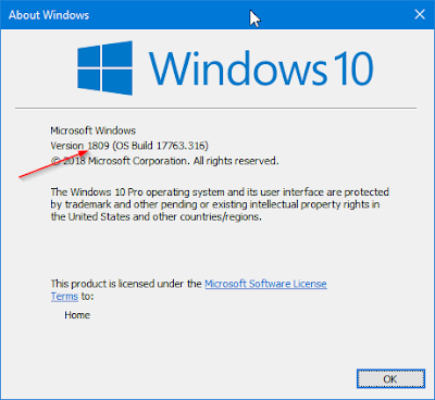 How to Check If You Are Running The Latest Version of Windows 10 ?