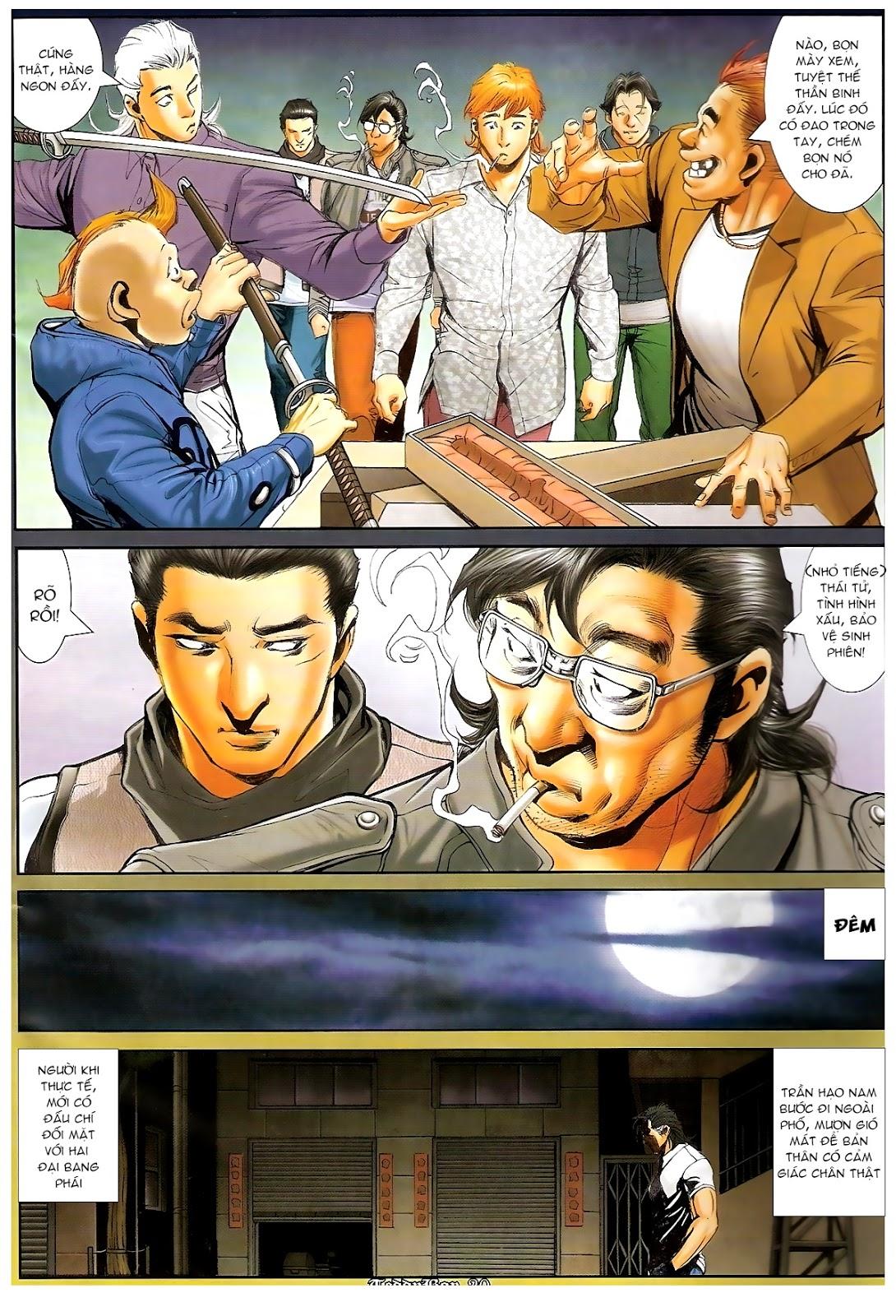 Người Trong Giang Hồ - Chapter 1217: Trận chiến cuối cùng - Pic 14