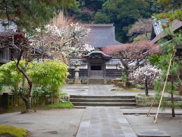 Templo Engakuji de Kamakura