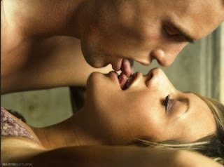 Can not how to open mouth kiss with tongue difficult tell
