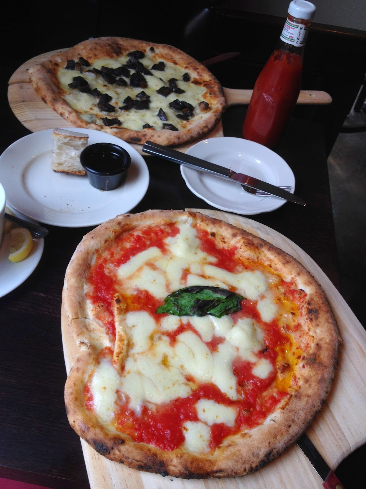 That's Amore! Neapolitan Pizza at Mast