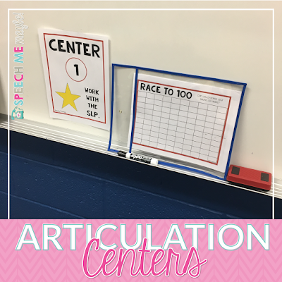 Articulation Centers