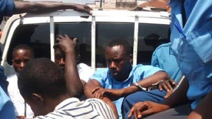 Burundi headmaster arrested for sitting exams for peacekeeper