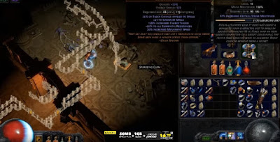 wich o bruja Path of exile