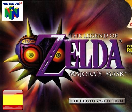 The Legend of Zelda - Majora's Mask roms n64