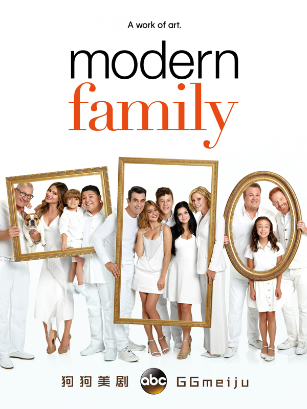 Modern Family 2017: Season 9 - Full (1/22)