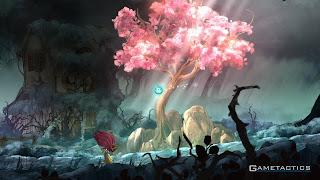 Child of Light Background