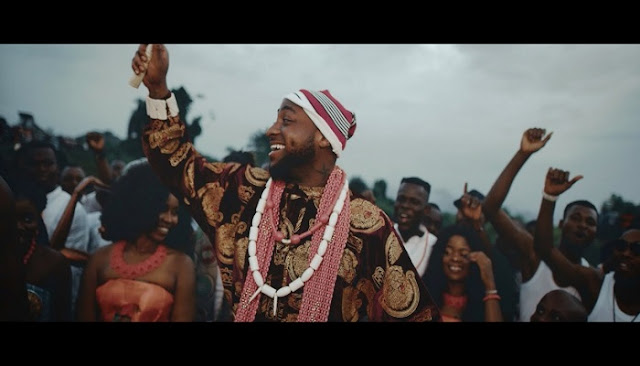 """Davido Music Worldwide/30BG presents the official music video to the Fresh produced single """"AZA"""" featuring Davido, Duncan Mighty and Peruzzi.    Video interpretation by Clarence Peters.     DOWNLOAD AUDIO Watch and share your comments."""