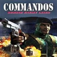 تحميل لعبة كوماندوز 1 , 2 , 3 , 4 ديمو للكمبيوتر Download Commandos 1 , 2 , 3 ,4 demo for pc