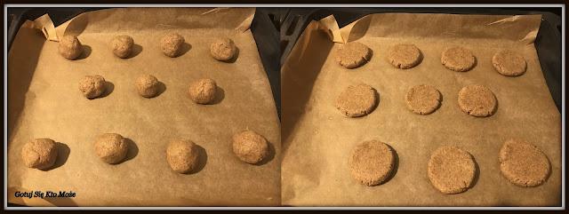 Bezglutenowe ciastka imbirowe