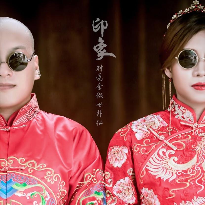 Chụp ảnh cưới vui nhộn và độc đáo với concept Trung Hoa