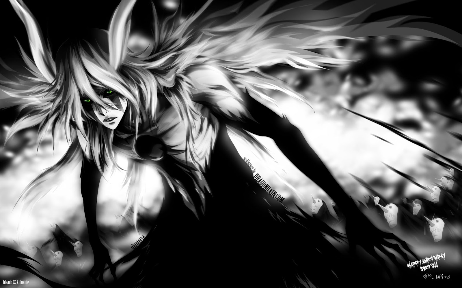 Ulquiorra Cifer 9 Fan Arts and Wallpapers  Your daily Anime Wallpaper and Fan Art