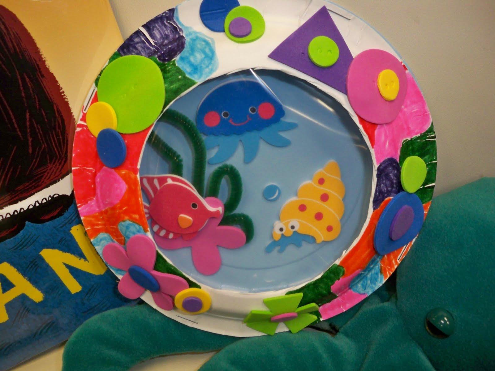 Ocean Animals Preschool Theme Images