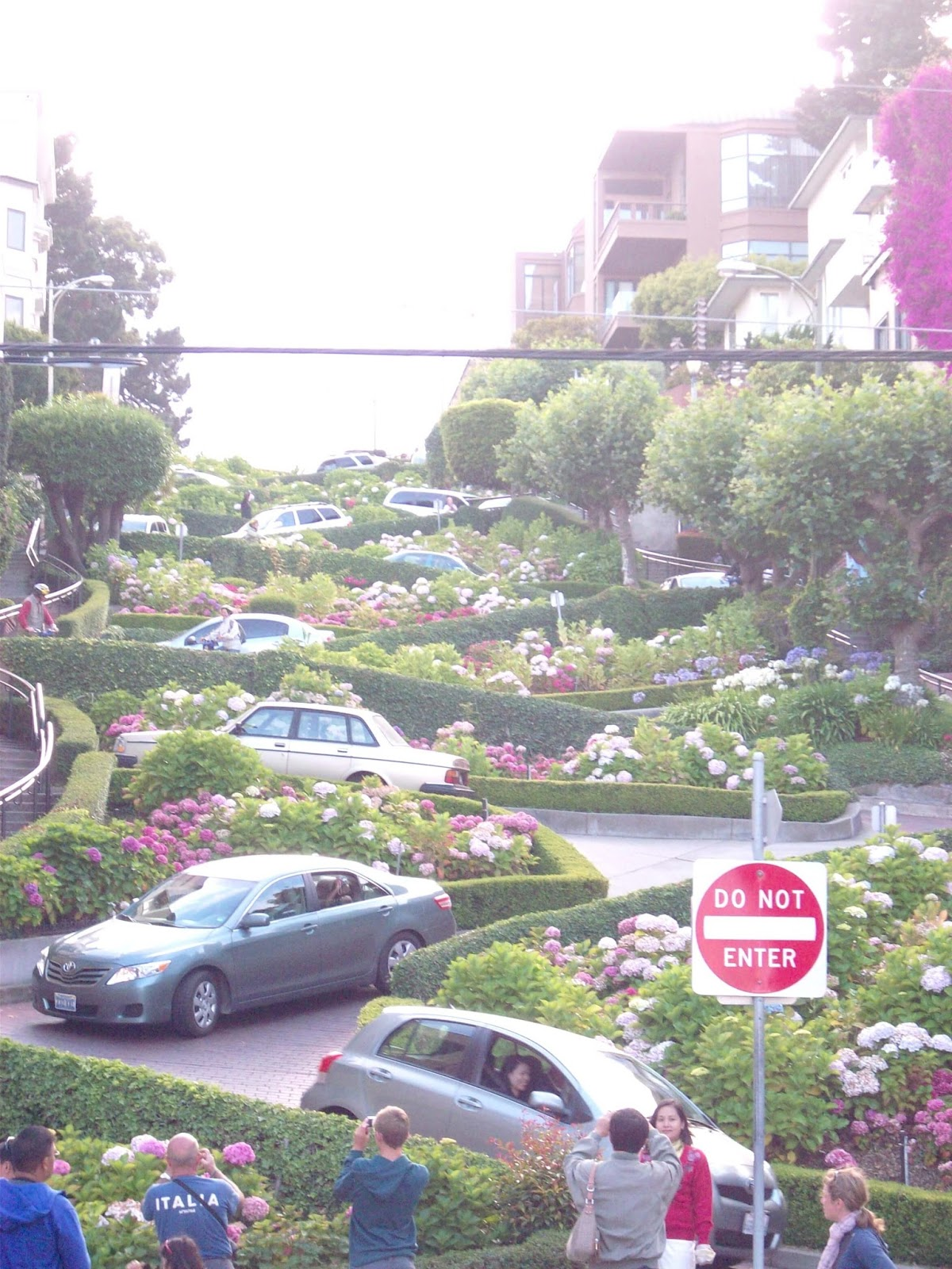 8 must see attractions to visit in san francisco a for Lombard place
