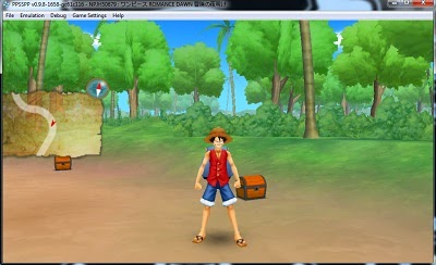 Cara main game psp di PC dan android