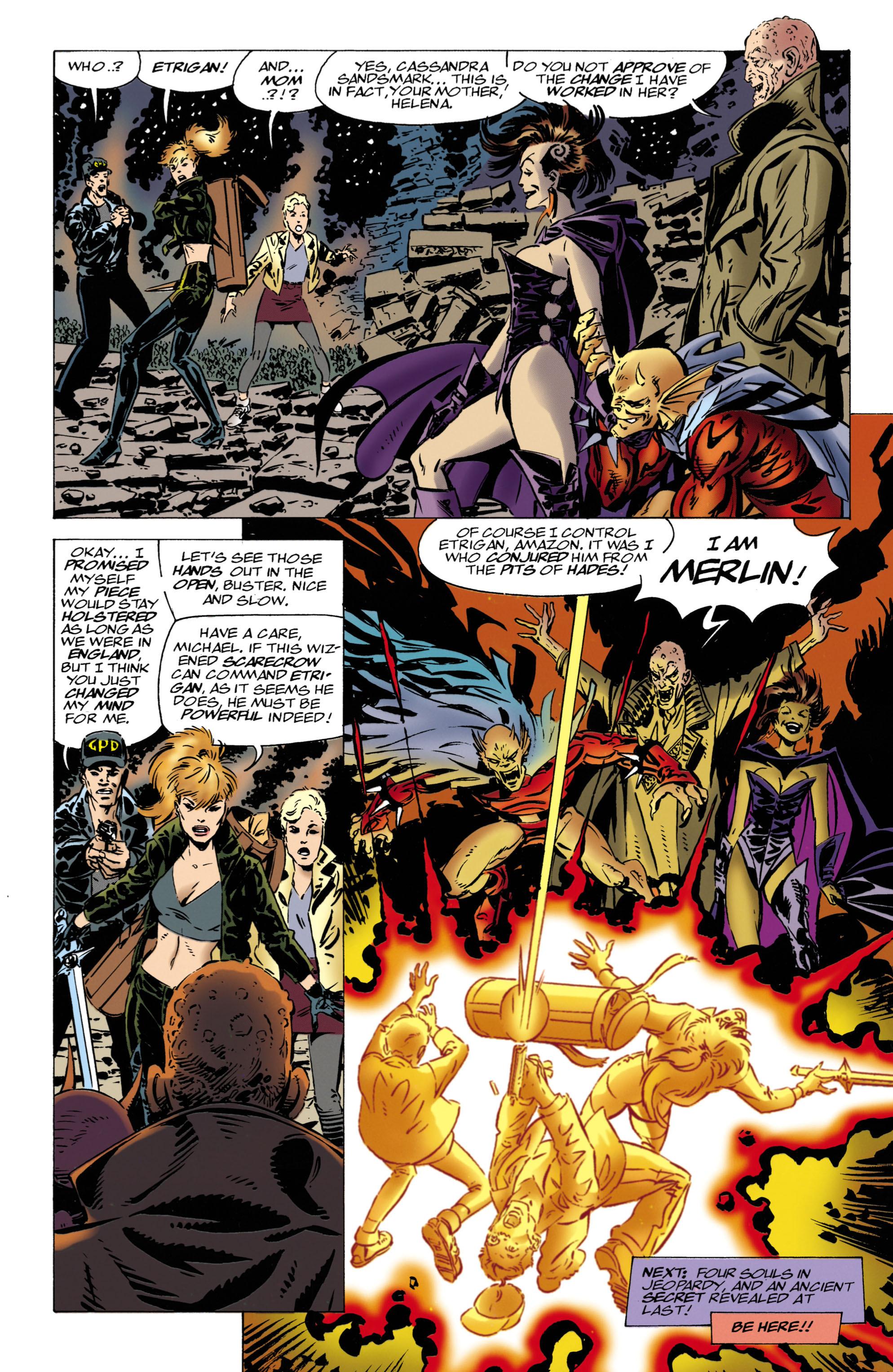 Read online Wonder Woman (1987) comic -  Issue #131 - 22