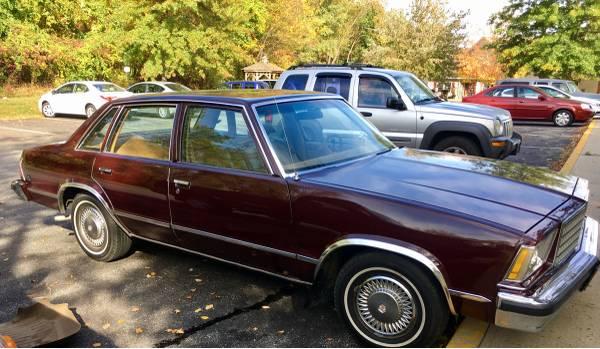 Daily Turismo: Don't Call Me Chevelle- 1978 Chevy Malibu Classic