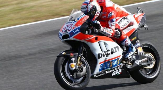 Hasil Latihan Sesi 1: Ducati Dominasi Dengan 1m 47.394s [Lap 15/18] 352km/h (Top Speed)