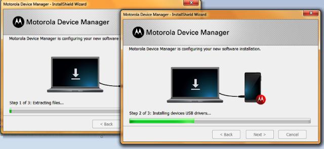 تحميل وتثبيت تعريفات موتورولا على الكمبيوتر ويندوز وماك Windows & Mac OS